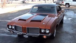 Download 1972 Oldsmobile Cutlass $25,900.00 Video