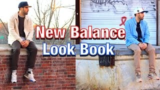 Download NEW BALANCE LOOKBOOK - How I Wear My New Balances - Men's Fashion Looks Video
