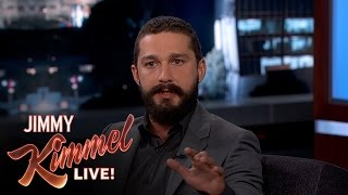Download Shia LaBeouf on His Arrest Video