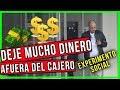 Download Experimento social / Poniendo a prueba honestidad de la gente dejando dinero en el cajero Video