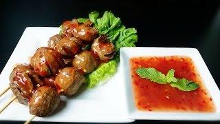 Download Chili Sauce *( ទឹកម្ទេសសំរាប់ញ៉ាំជាមួយប្រហិត )*- Cambodian Style - khmer Video