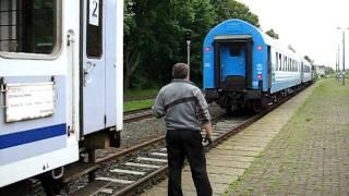 Download Train No. 8 Kaliningrad - Gdynia in Braniewo 2/2 Video