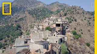 Download Explore a Ghost Town in Southern Italy | National Geographic Video