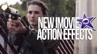 Download New iMovie Action Effects Video
