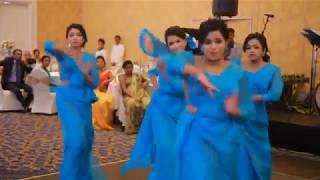 Download Upekha & Kalpa wedding @ Hilton Colombo Surprise dance 2016 Choreography by Lakshitha Peiris Video