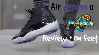 Download Air Jordan 11 Space Jam 2016 Review & On Feet Video