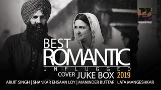 Download Best Hindi Unplugged Romantic songs 2019 | Arijit singh,Maninder Buttar, Lata | Cover Special Video