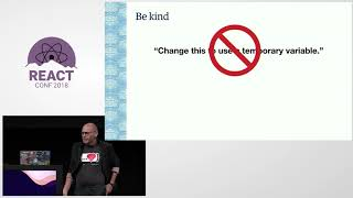 Download ⚡️Lightning Talk - An Effective Code Review - Donavon West - React Conf 2018 Video
