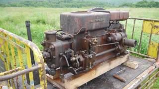Download 1934,Deutz,MIH,322,Luftstart,Dieselmotor,Stationärmotor,Standmotor,stationary engine Video