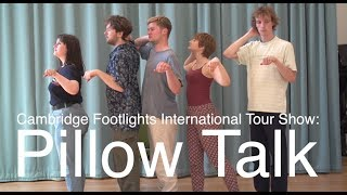 Download Cambridge Footlights get ready for worldwide tour Video