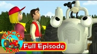 Download Tractor Tom | Season1 | Episode 4 Baa Baa Tom Sheep | Truck Cartoon Video