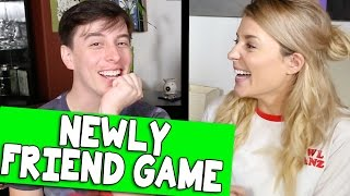 Download NEWLY FRIEND GAME W/ THOMAS SANDERS // Grace Helbig Video