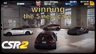 CSR 2 Elite Crew Battle License race Free Download Video MP4