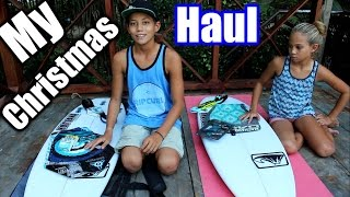 Download What I Got For Christmas 2015 - My Xmas Haul Surfer Survival Style Video