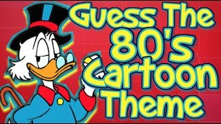 Download Guess That 80's Cartoon Theme!!! Video
