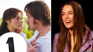 Download ″I was so obsessed!″ Keira Knightley on loving Pride & Prejudice and partying through Atonement Video