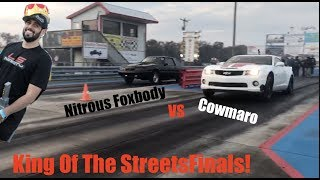 Download KING OF THE STREETS!! Cowmaro vs. Nitrous Mustang!! Video