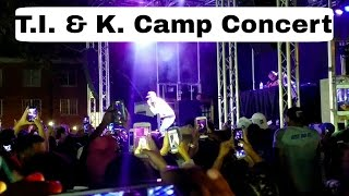 Download T.I. & K. Camp: University of Memphis HOMECOMING Concert 2016! Video
