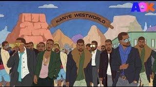 Download KANYE WESTWORLD Video