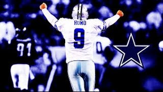 Download Tony Romo Dallas Cowboys Career Highlights Video