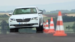 Download Skoda Superb 2.0 TSI: So viel Platz! - Die Tester | auto motor und sport Video