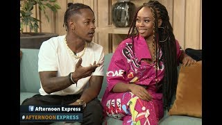 Download Bontle Modiselle & Priddy Ugly | Afternoon Express | 5 March 2019 Video