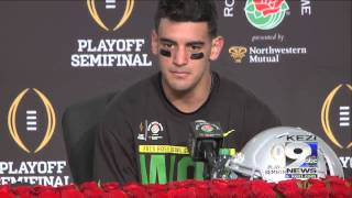 Download Oregon Wins 2015 Rose Bowl, Post Game Press Conference Video