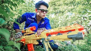 Download LTT Nerf War : SQUAD SEAL X Warriors Nerf Guns Mission Fight Crime Rescue Best Friend Video