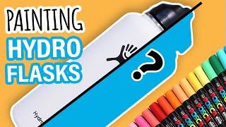 Download Customizing Hydro Flasks Video
