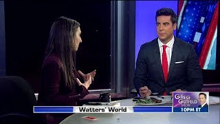 Download Jesse Watters Eats Steak While Debating Toxic Masculinity Video