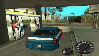 Download Mod de velocímetro y gasolina para gta san andreas[2013] Video