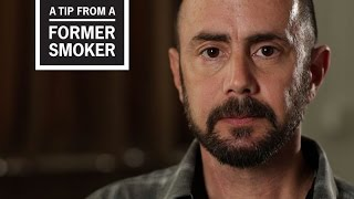 Download CDC: Tips From Former Smokers - Brian's Stroke and Slow Recovery Video