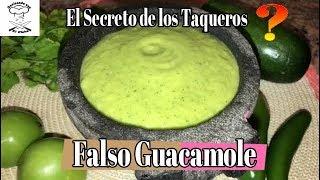 Download Como Hacer Falso Guacamole ( El Secreto de los Taqueros ) Video