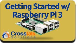Download Getting Started with Raspberry Pi 3 Video