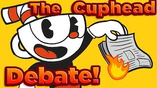 Download The Cuphead CONTROVERSY: Should Reviewers Git Gud? - DeadLock (ft. Mother's Basement) Video