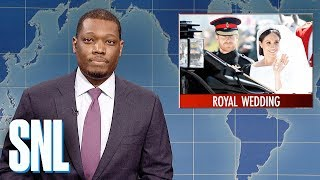 Download Weekend Update on Prince Harry and Meghan Markle's Royal Wedding - SNL Video