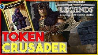 Download THE DECK TO BEAT | HoS 90% WR Token Crusader Deck 🗡️TES LEGENDS | The Elder Scrolls Legends Video