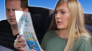 Download 9 Things That Inevitably Happen On A Plane Video