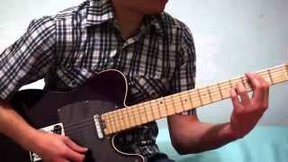 Download GIRLS JUST WANNA HAVE FUN - CINDY LAUPER GUITAR COVER ANDY30 Video