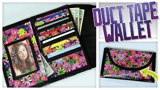 Download DIY Duct Tape Wallet/Clutch! - Do It, Gurl Video