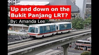Download Up and down on the Bukit Panjang LRT Video