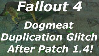 Download Fallout 4 Dogmeat Duplication Glitch After Patch 1.4! (Fallout 4 Glitches After Patch 1.4) Video