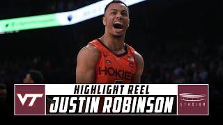 Download Justin Robinson Virginia Tech Basketball Highlights - 2018-19 Season | Stadium Video