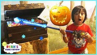 Download Great Wolf Lodge Indoor MagiQuest Family Fun Kid Activities for Children Halloween Video