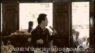 Download CA NGOI DUC THE TON QUACH TUAN DU HAT TRUOC CHANH DIEN CHUA HOANG PHAP Video