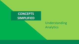 Download Introduction to Analytics: What is Analytics? Video