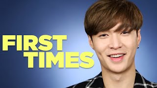 Download Lay Zhang Tells Us About His First Times Video