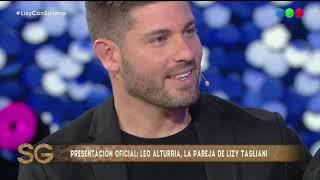 Download [ENTREVISTA COMPLETA] Lizy Tagliani presenta a Leo Alturria: su nuevo novio - Susana Giménez 2019 Video