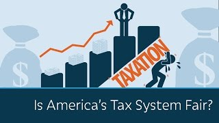 Download Is America's Tax System Fair? Video