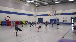 Download Kindergarten Dance: Cha Cha Slide - Physical Education Class Video